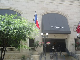 Westin Hotels & Resorts - Image: The Westin Riverwalk in San Antonio, TX IMG 7594
