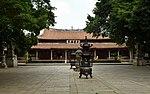 Gårdsplassen til Quanzhou Kaiyuan Temple 20170727.jpg