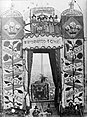 The entrance to the National Eisteddfod 1884, Liverpool (7684197860).jpg
