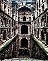 The famous stepwell-Agrasen ki baoli.jpg