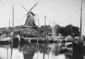 The mill 'Het Oosterkattegat' in Zaandam, circa 1880.png