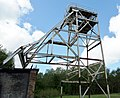 The old Highhouse Colliery winding gear and engine house, Auchinleck, East Ayrshire, Scotland.jpg
