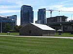 The walls of this magazine at old Fort York are almost two meters thick, 2015 09 10 (1).JPG - panoramio.jpg