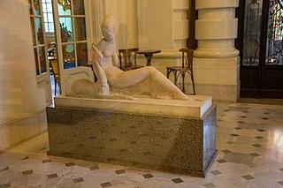 Diana, a Caçadora (Victor Brecheret)