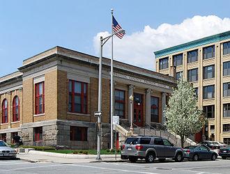 Louis E. Destremps - Third District Courthouse, New Bedford