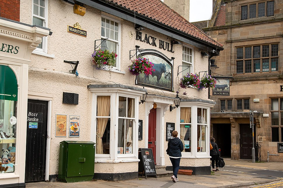 Thirsk Black Bull 620
