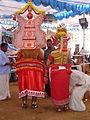 Thiruvappana and Sree Muthappan - back view.JPG