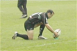 Thomas Castaignède Rugby player