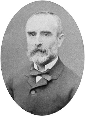Thomas S. Weston - Portrait of Weston from circa 1882