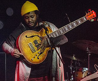 To Pimp a Butterfly - Image: Thundercat (musician) 2015