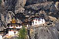 Tiger's Nest or Lair - Paro Buddhist Taktsang Palphug Monastery sacred site in the upper Paro Valley - panoramio (3).jpg