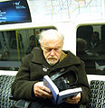 Timothy West on the London Underground 2.jpg