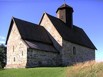 Gran, Norway - Tingelstad Old Church