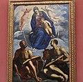 Tintoretto, Madonna, Child and Saints, 1570-75, Gemaldegalerie, Berlin (2) (39306322295).jpg