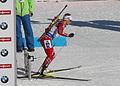Tiril Eckhoff at Biathlon WC 2015 Nové Město.jpg