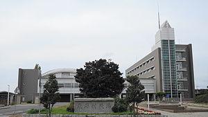 Tōkai, Ibaraki - Tōkai village hall