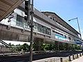 Tokyo Big Sight Station, at Ariake, Koto, Tokyo (2019-08-13) 01.jpg