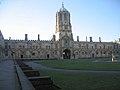 Tom Quad, Christ Church - geograph.org.uk - 556746.jpg