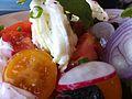 Tomato and mozarrella (12149566873).jpg