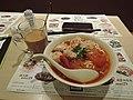 Tomato noodle soup with dumplings.jpg