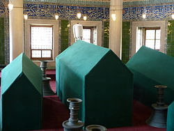Tomb of Sultan Mehmed III - 11.JPG