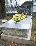 Tomb of Szczupak family at Central Cemetery in Sanok 1.jpg