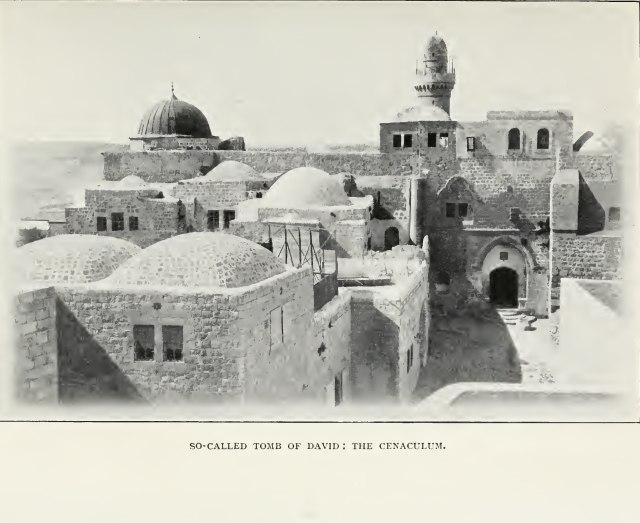 Tomb of david 1903