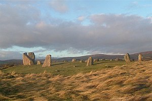 Tarland - Tomnaverie Stone Circle