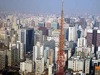 Torre da TV Bandeirantes