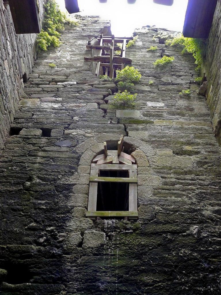 Torre de Caldaloba interior