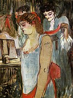 Toulouse-Lautrec - The Tatooed Woman, 1894.jpg