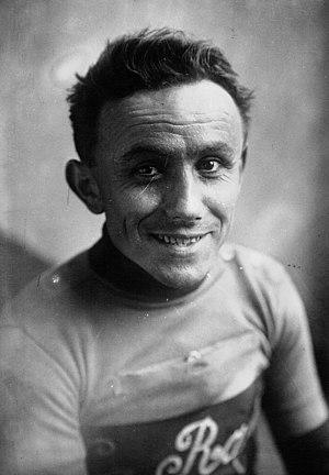 Giuseppe Pancera - Image: Tour de France 1929 Giuseppe Pancera