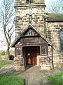 Tower of St. Chad's Church, Bagnall - geograph.org.uk - 339367.jpg