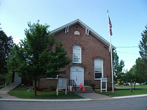 Hopkinton, New York - Town Court, May 2011