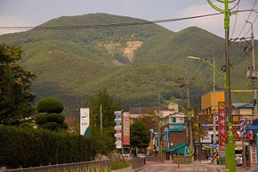 Town at the Foot of the Mountain.jpg