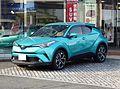 Toyota C-HR G-T (DBA-NGX50-AHXEX) front.jpg