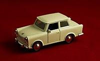 Trabant 601 model 1 THWZ