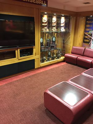 Mike Martin Field at Dick Howser Stadium - Image: Tradition Room