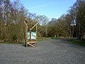 Trail Head for Forest of Ae Cycle Tracks - geograph.org.uk - 160263.jpg