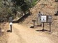 Trailhead Signs on Mount Wilson Trail.jpg
