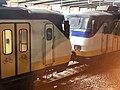 Trains at Schiedam station.jpg