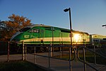 Trainspotting GO train -451 banked by MPI MP-40PH-3C -637 (8123628220).jpg