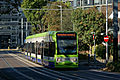 Tram in Addiscombe Road, Croydon (geograph 2657944).jpg