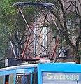 Tram in Sofia mear Macedonia place 2012 PD 032.jpg