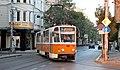 Tramway in Sofia in Alabin Street 2012 PD 040.jpg