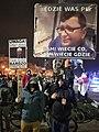 Transparent ze Zbigniewem Stonogą podczas Strajku Kobiet.jpg
