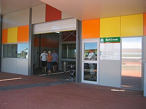 Transperth Bull Creek Station entrance.jpg