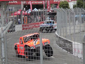 Speed Energy Formula Off-Road - Dustin Scott and Toby Price racing at Honda Indy Toronto in 2016