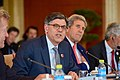 Treasury Secretary Lew Addresses a Climate Change Session at the U.S.-China Strategic and Economic Dialogue in Beijing (27544819545).jpg