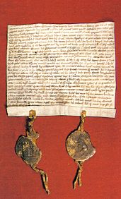 The federal letter of 1243